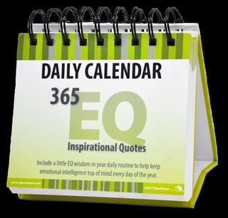 TalentSmart EQ Daily Calendar