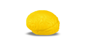 Yellow Foam Brain